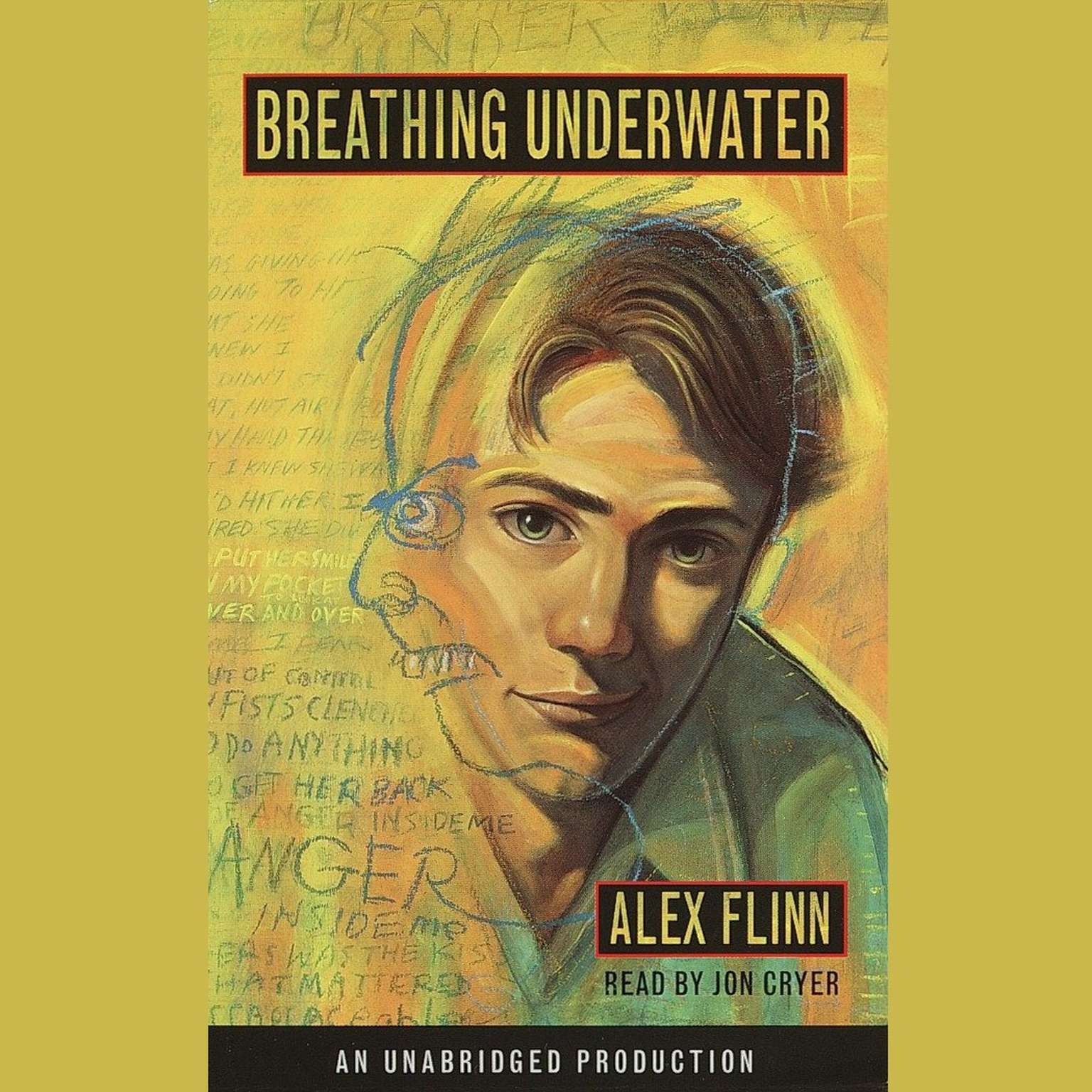 Printable Breathing Underwater Audiobook Cover Art
