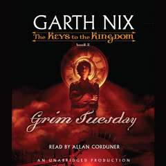 Grim Tuesday Audiobook, by Garth Nix