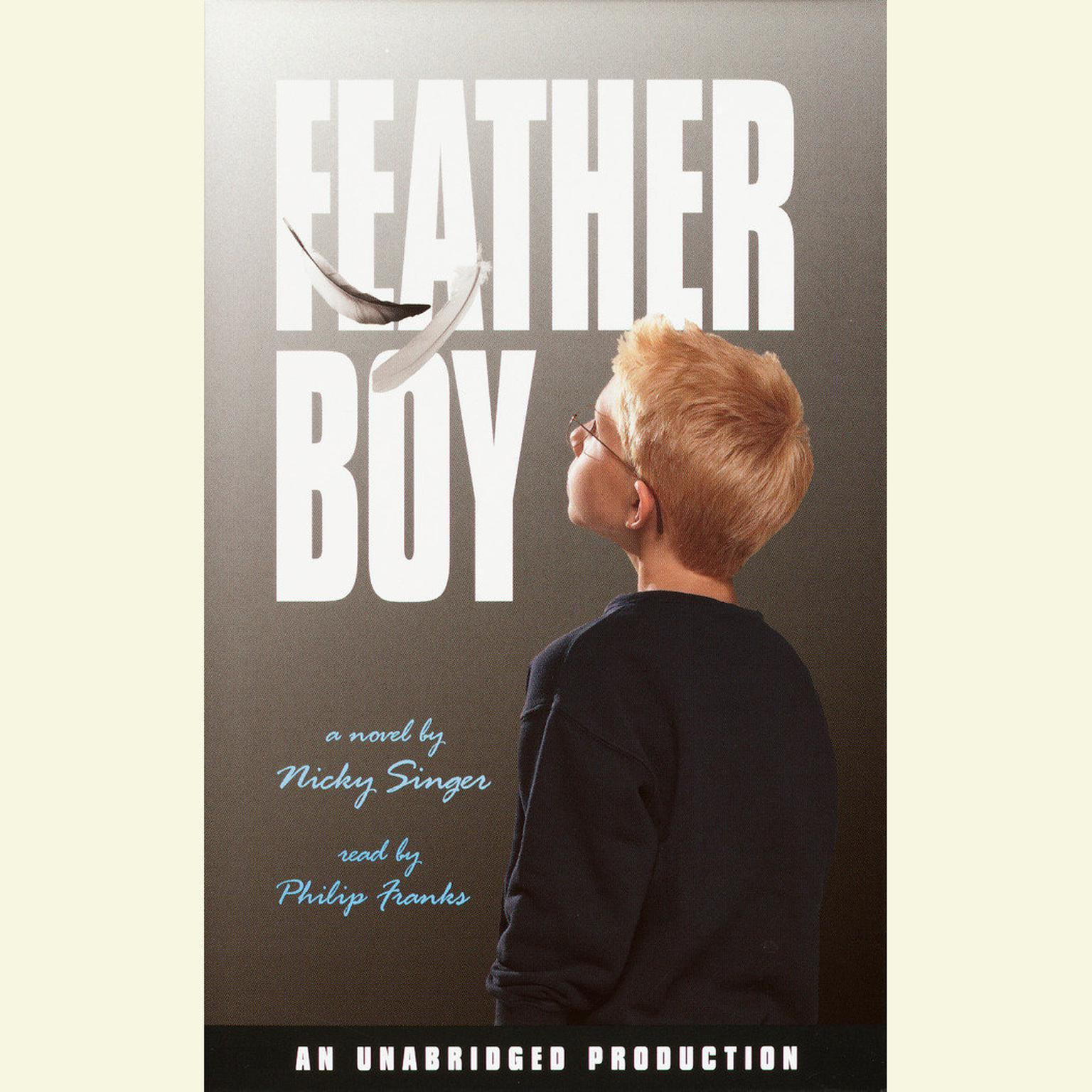 Printable Feather Boy Audiobook Cover Art