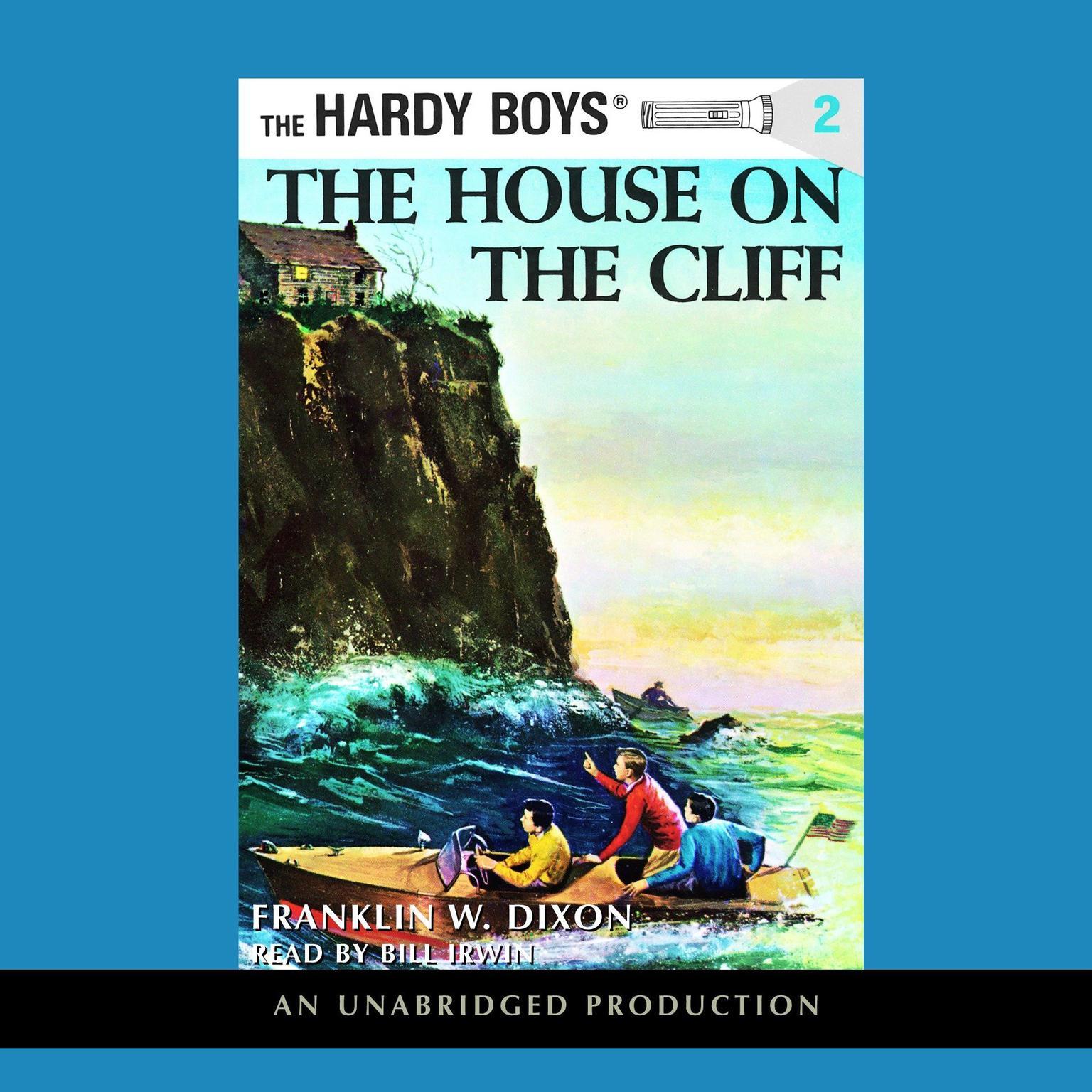 the House on the Cliff Hardy Boys 02