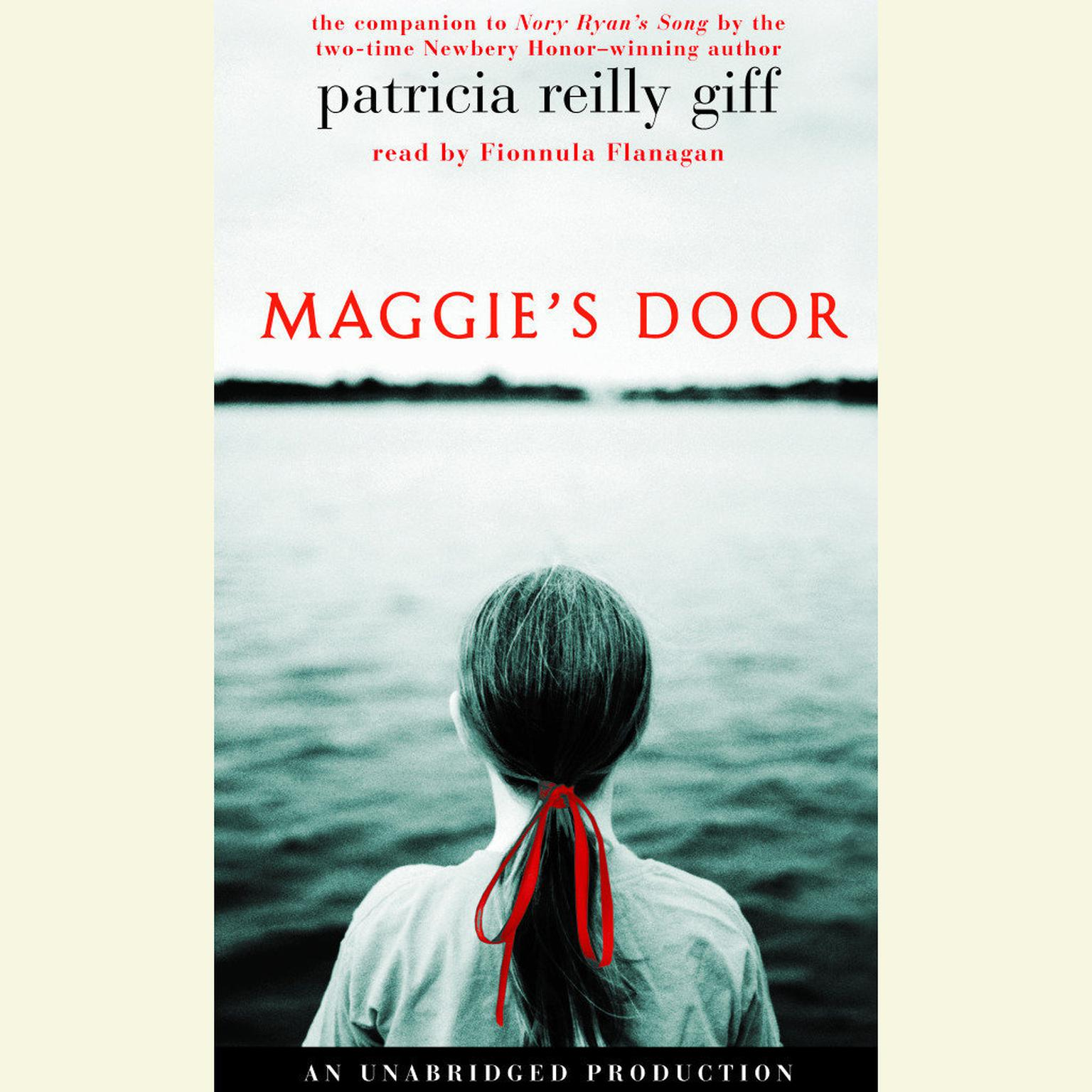 Printable Maggie's Door Audiobook Cover Art