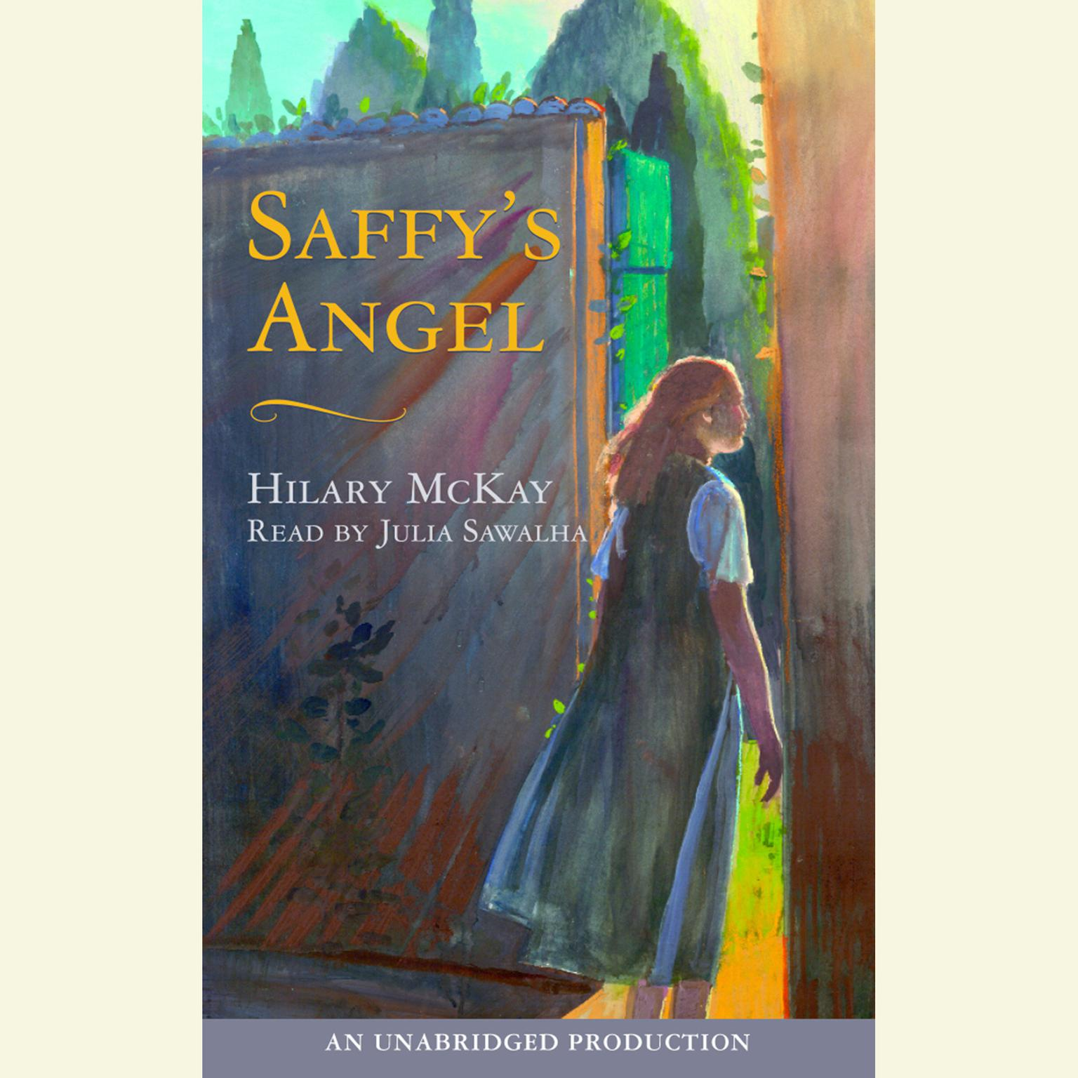 Saffy's Angel - Audiobook | Listen Instantly!