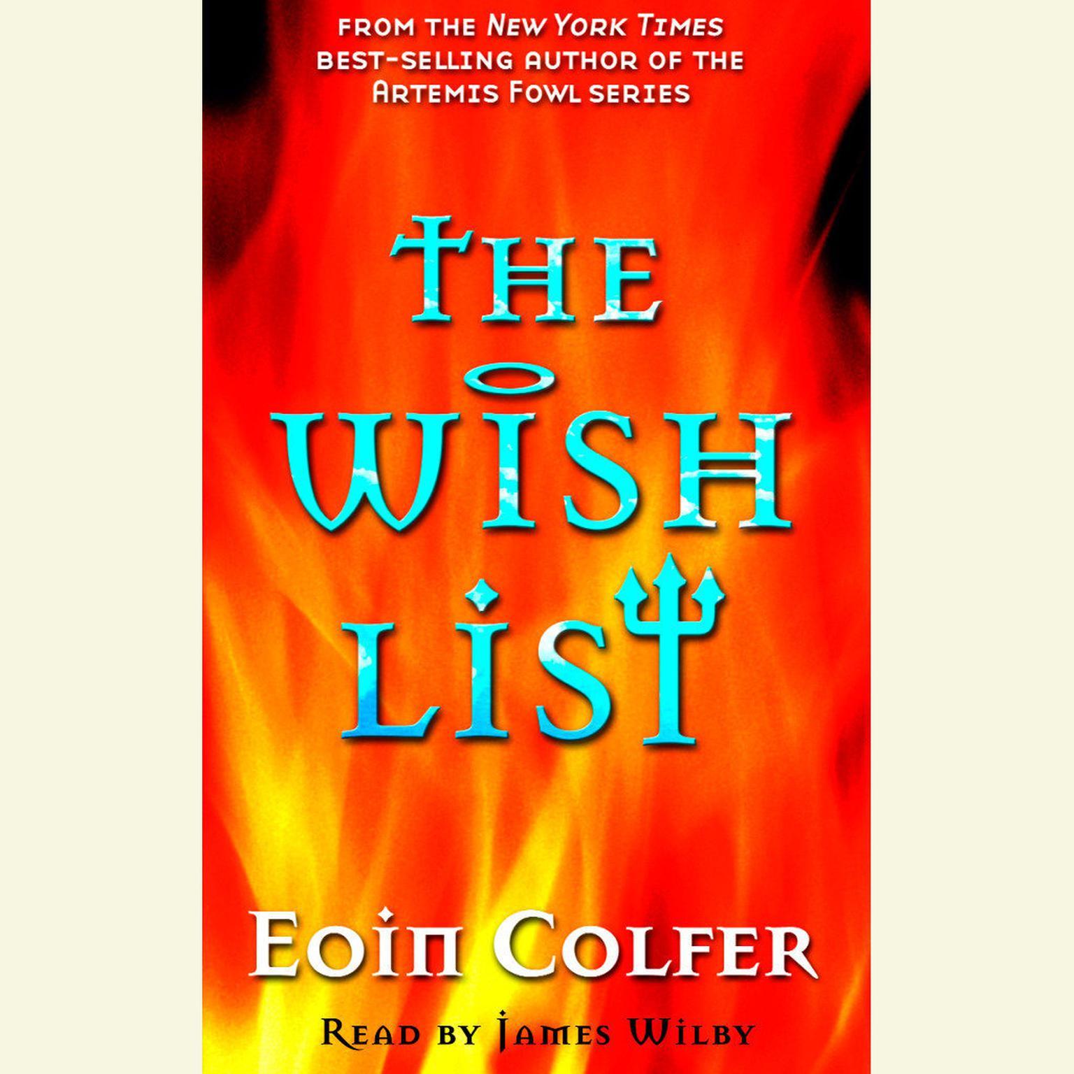 Printable The Wish List Audiobook Cover Art