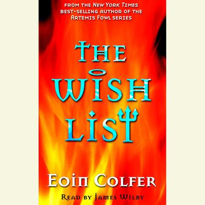 The Wish List Audiobook, by Eoin Colfer