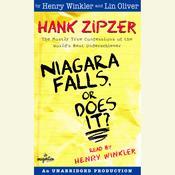 Hank Zipzer #1: Niagara Falls, Or Does It? Audiobook, by Henry Winkler