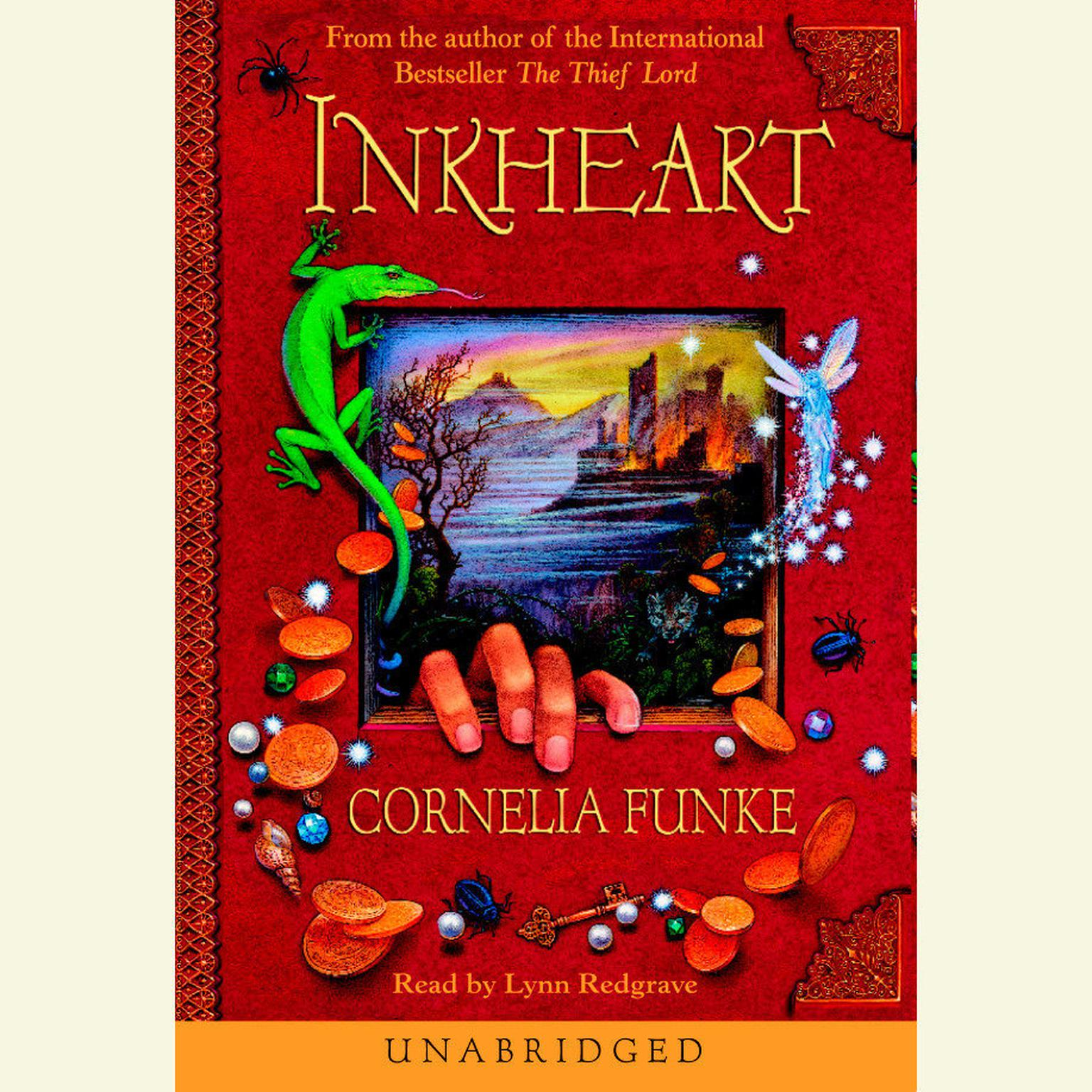 Printable Inkheart Audiobook Cover Art