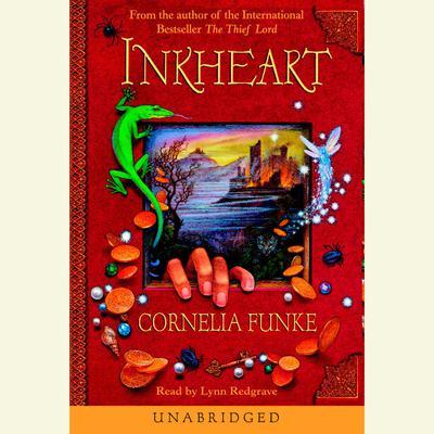 Inkheart Audiobook, by Cornelia Funke