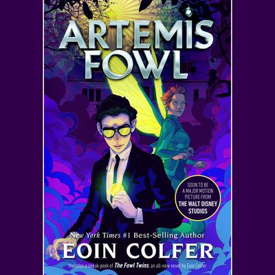 Artemis Fowl Audiobook, by Eoin Colfer