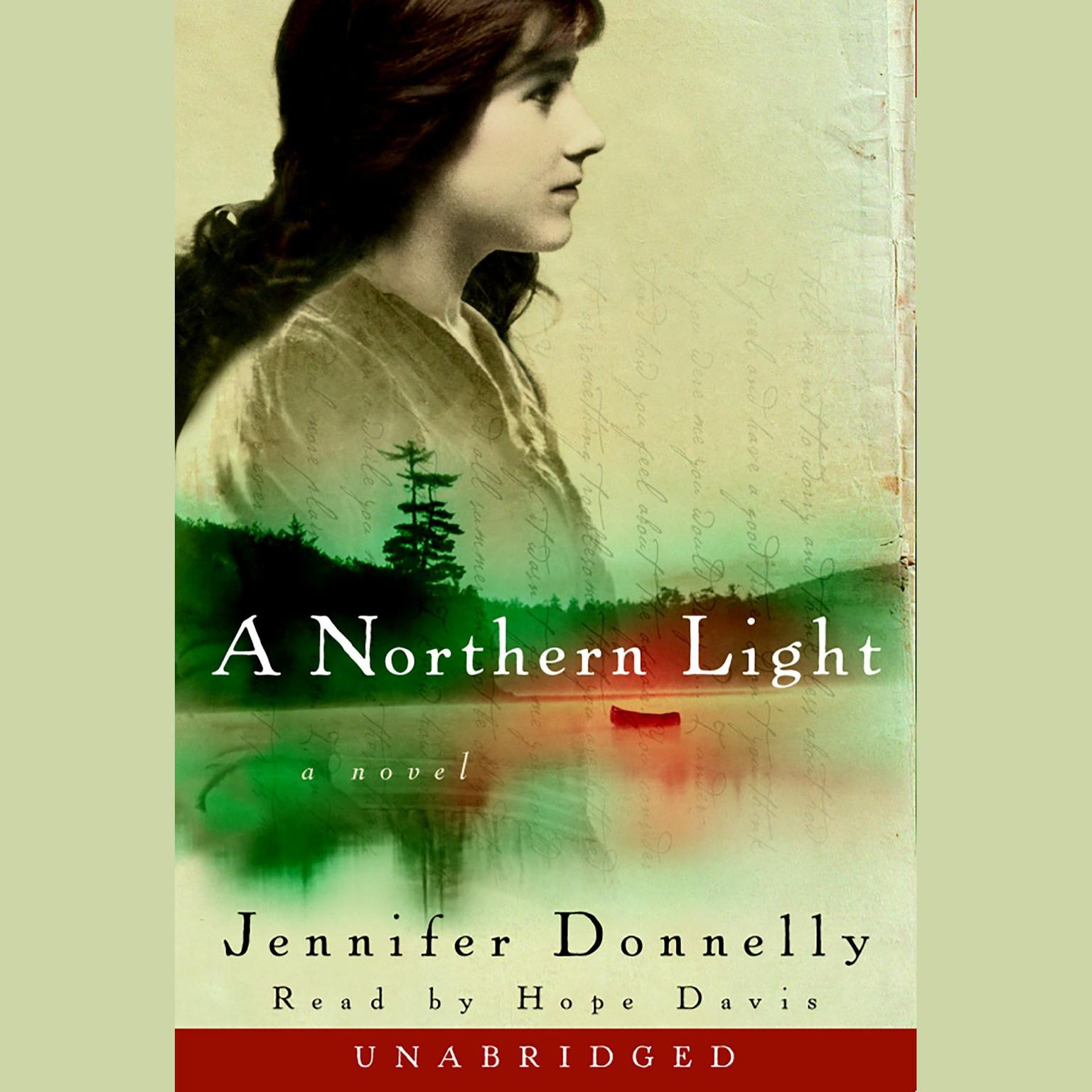 Printable A Northern Light Audiobook Cover Art