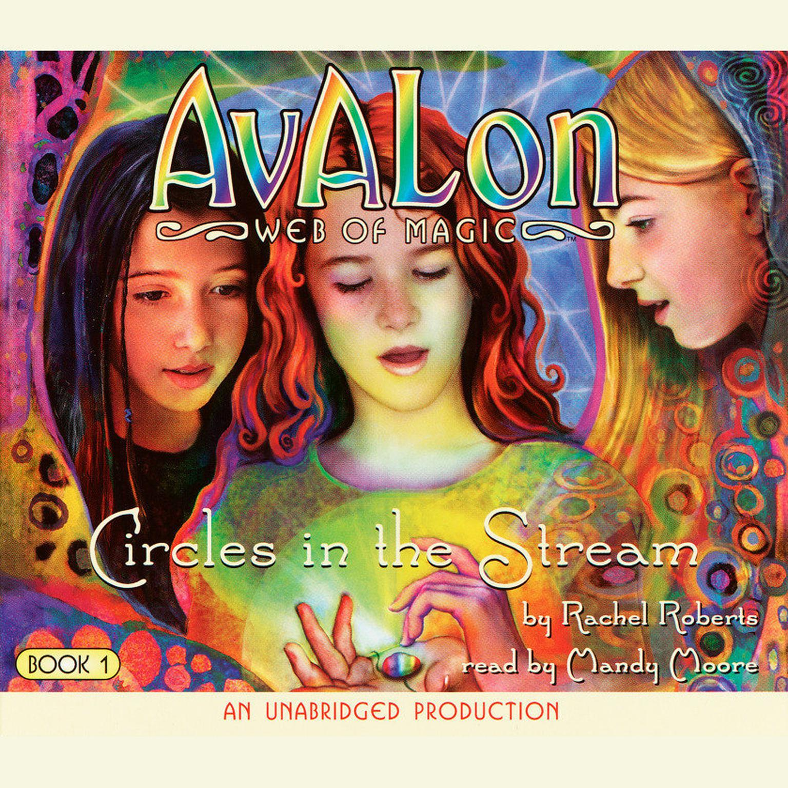 Printable Avalon Web of Magic Book 1: Circles in the Stream Audiobook Cover Art
