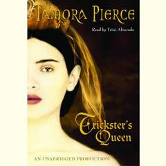 Tricksters Queen Audiobook, by Tamora Pierce