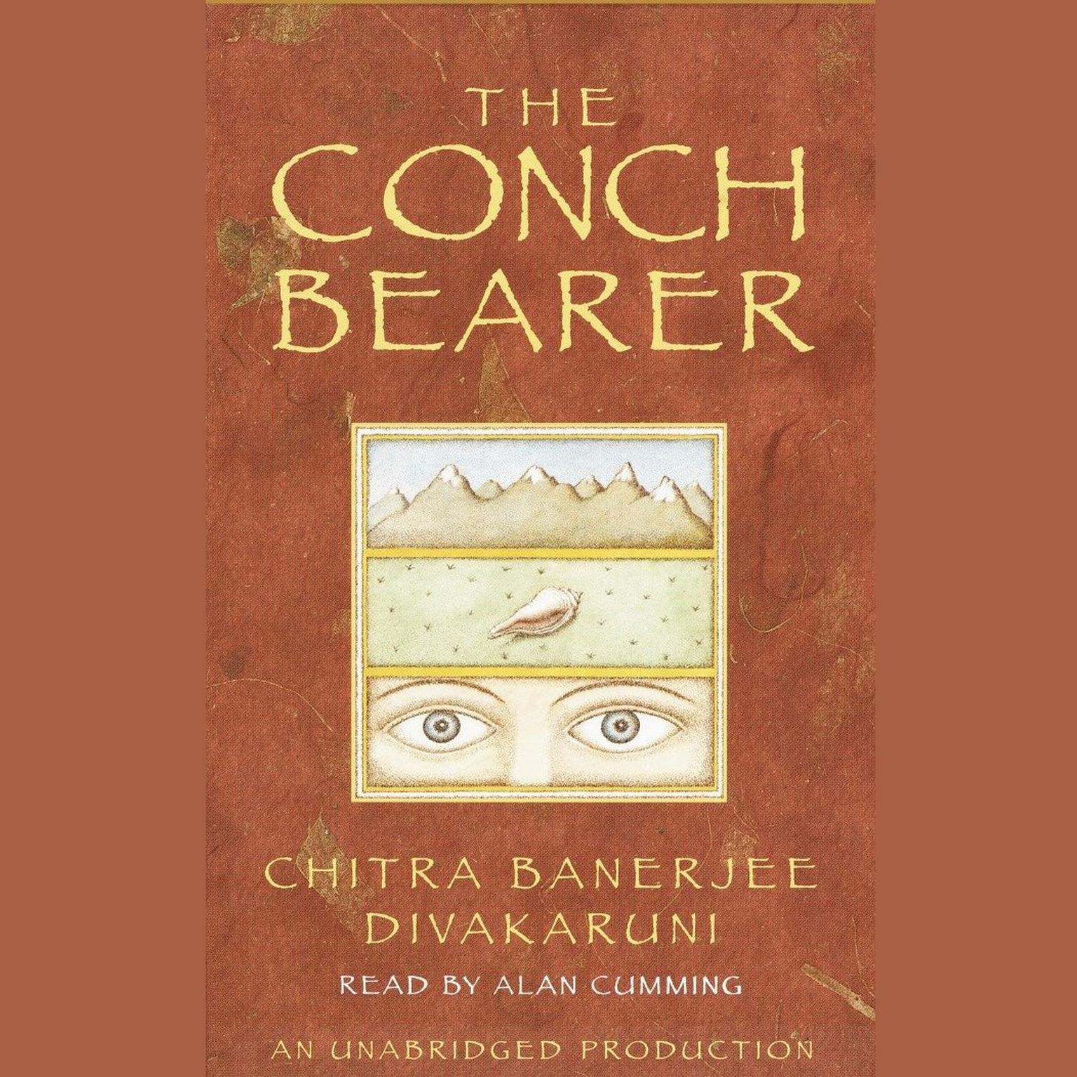 Printable The Conch Bearer Audiobook Cover Art
