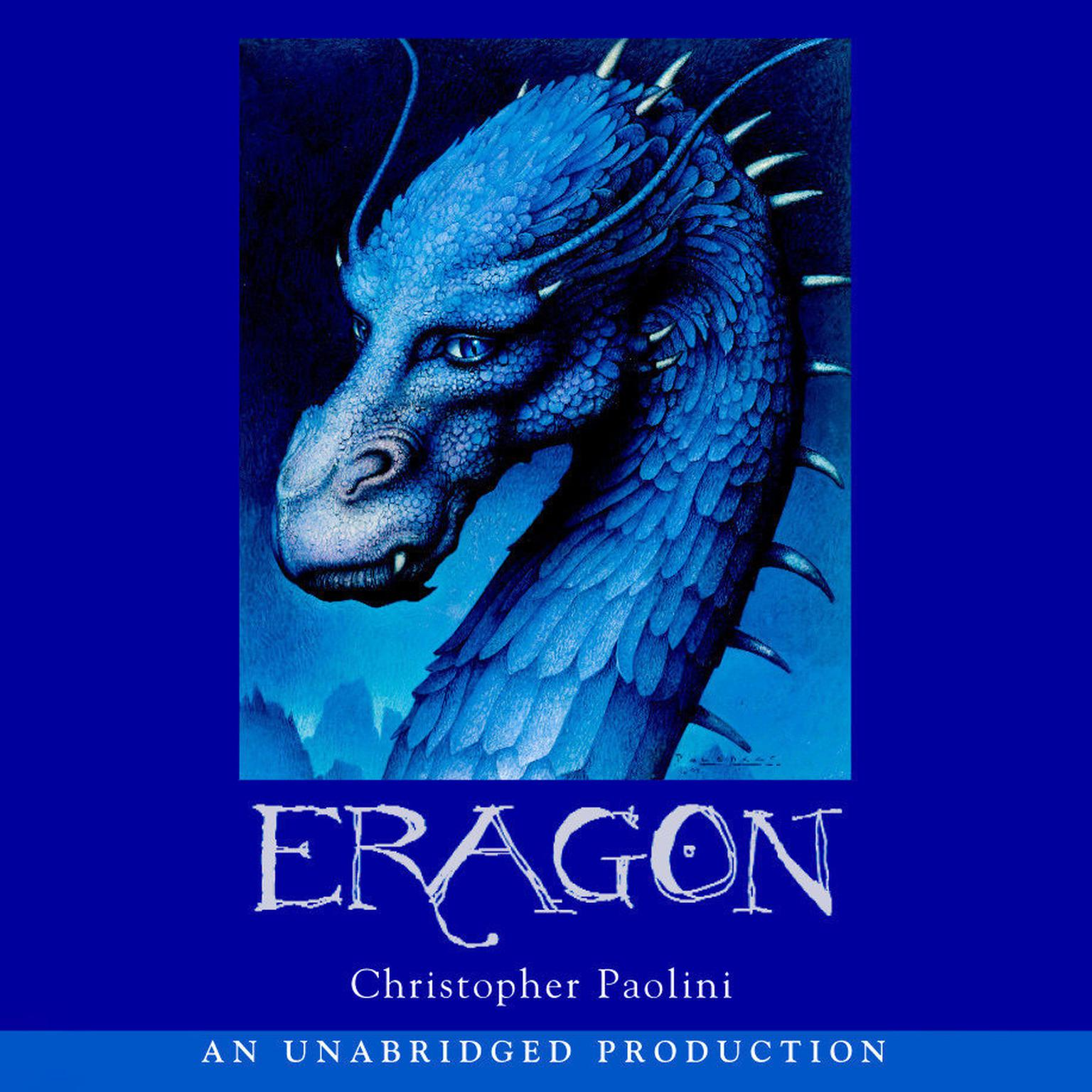 Printable Eragon: Inheritance, Book I Audiobook Cover Art