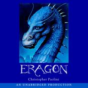 Eragon Audiobook, by Christopher Paolini