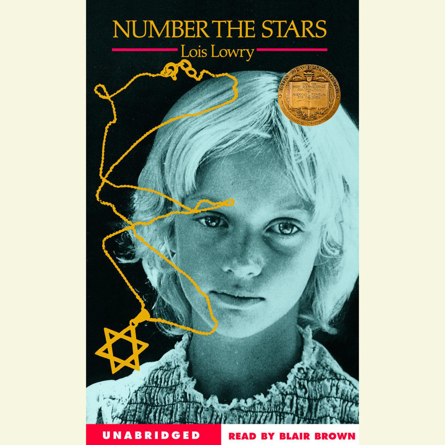 Printable Number the Stars Audiobook Cover Art