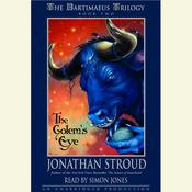 The Bartimaeus Trilogy, Book Two: The Golem
