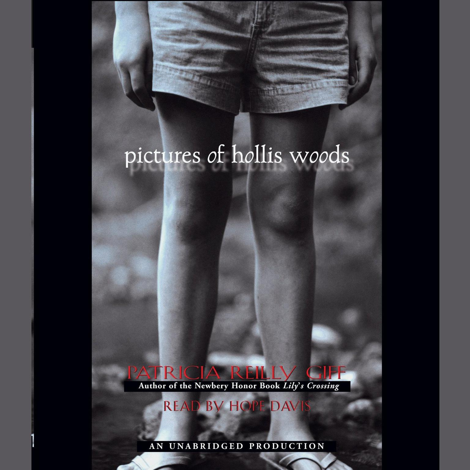 Printable Pictures of Hollis Woods Audiobook Cover Art