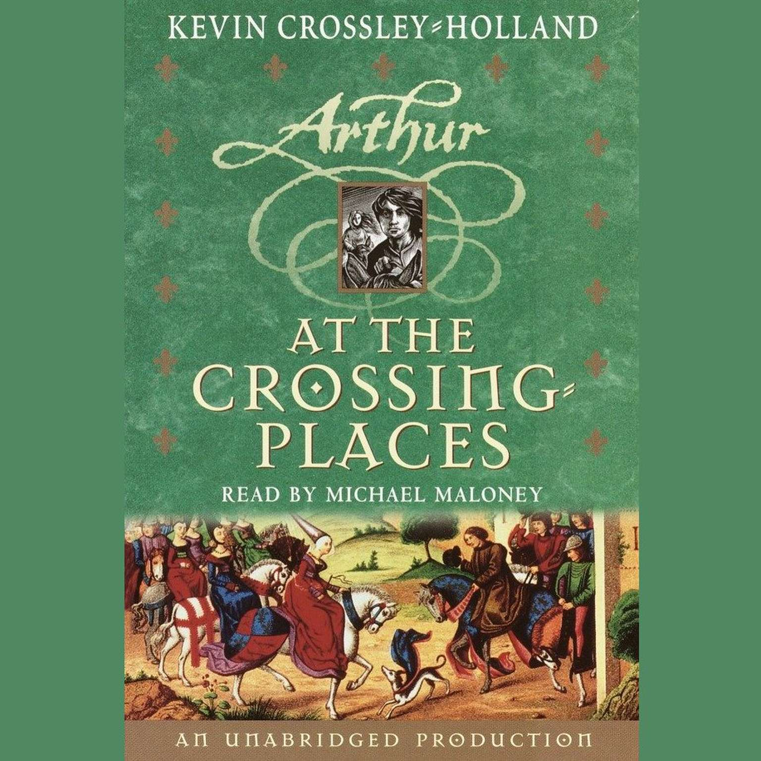 Printable At the Crossing Places: The Arthur Trilogy, Book Two Audiobook Cover Art