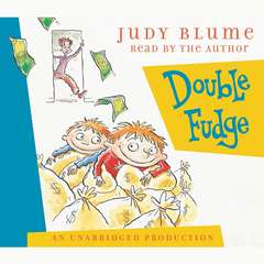 Double Fudge Audiobook, by Judy Blume