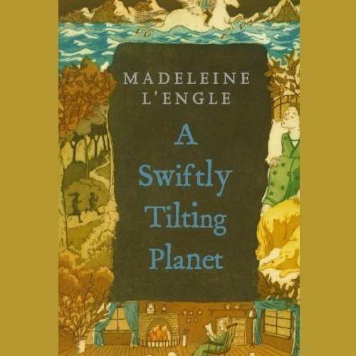 Printable A Swiftly Tilting Planet Audiobook Cover Art