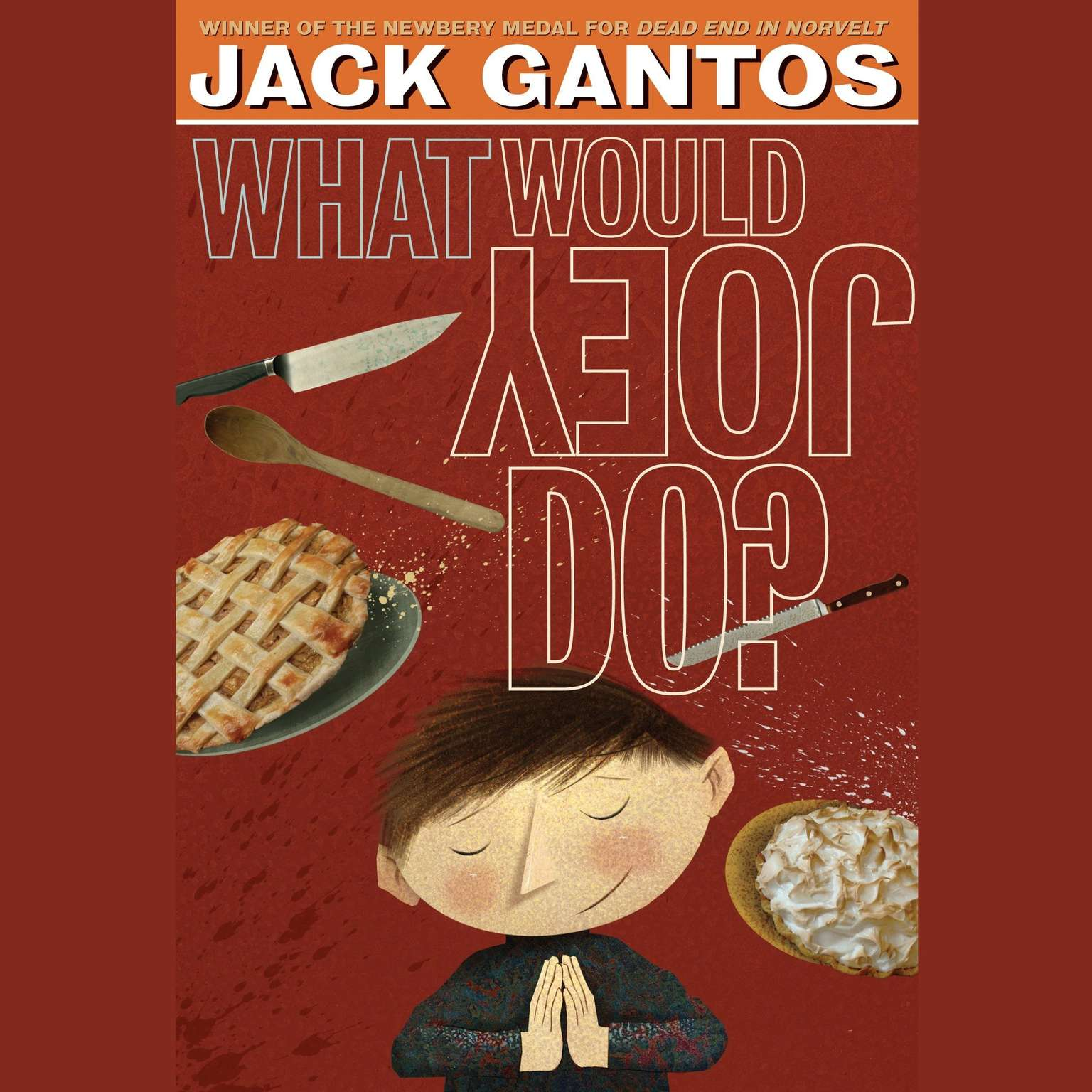 Printable What Would Joey Do? Audiobook Cover Art