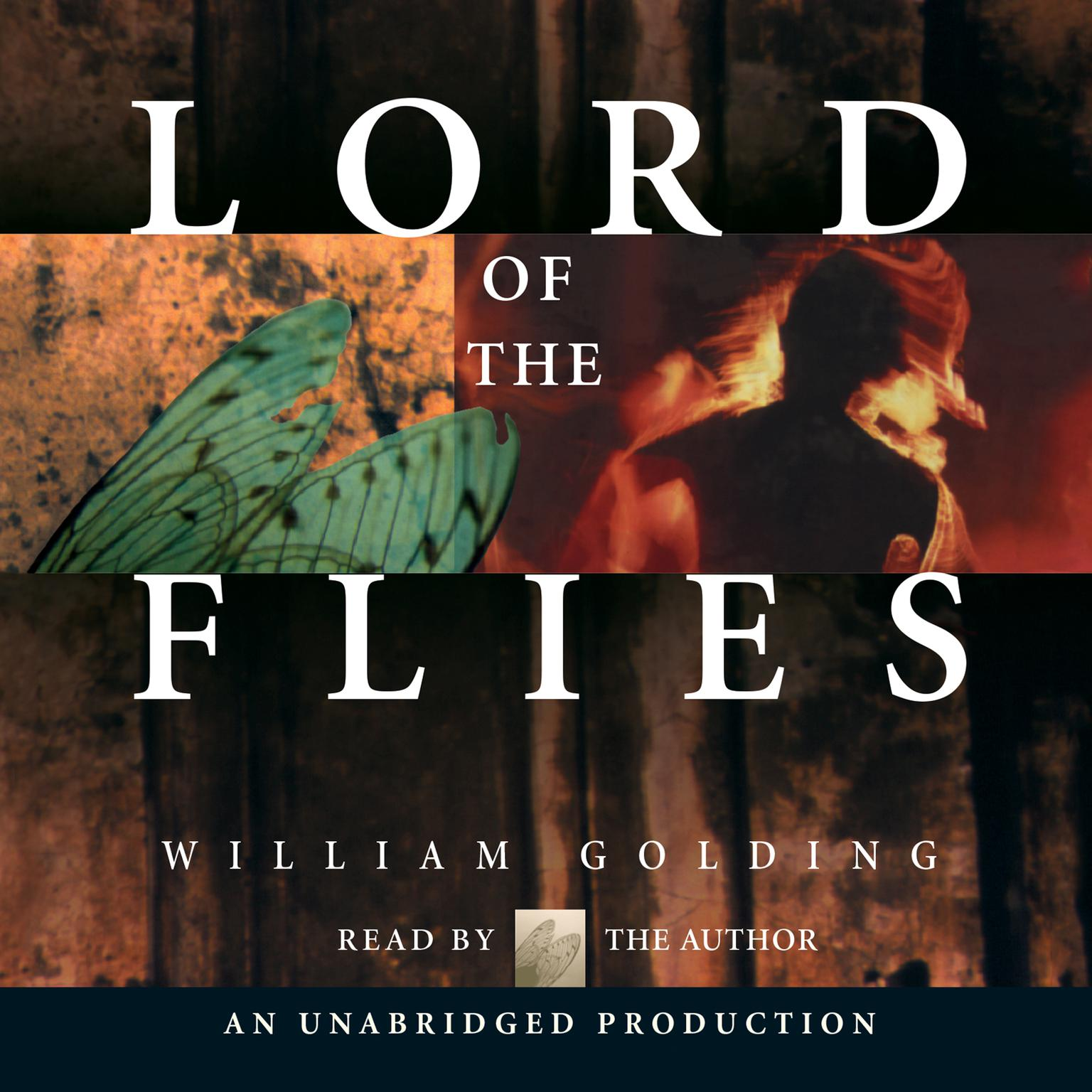 Printable Lord of the Flies Audiobook Cover Art