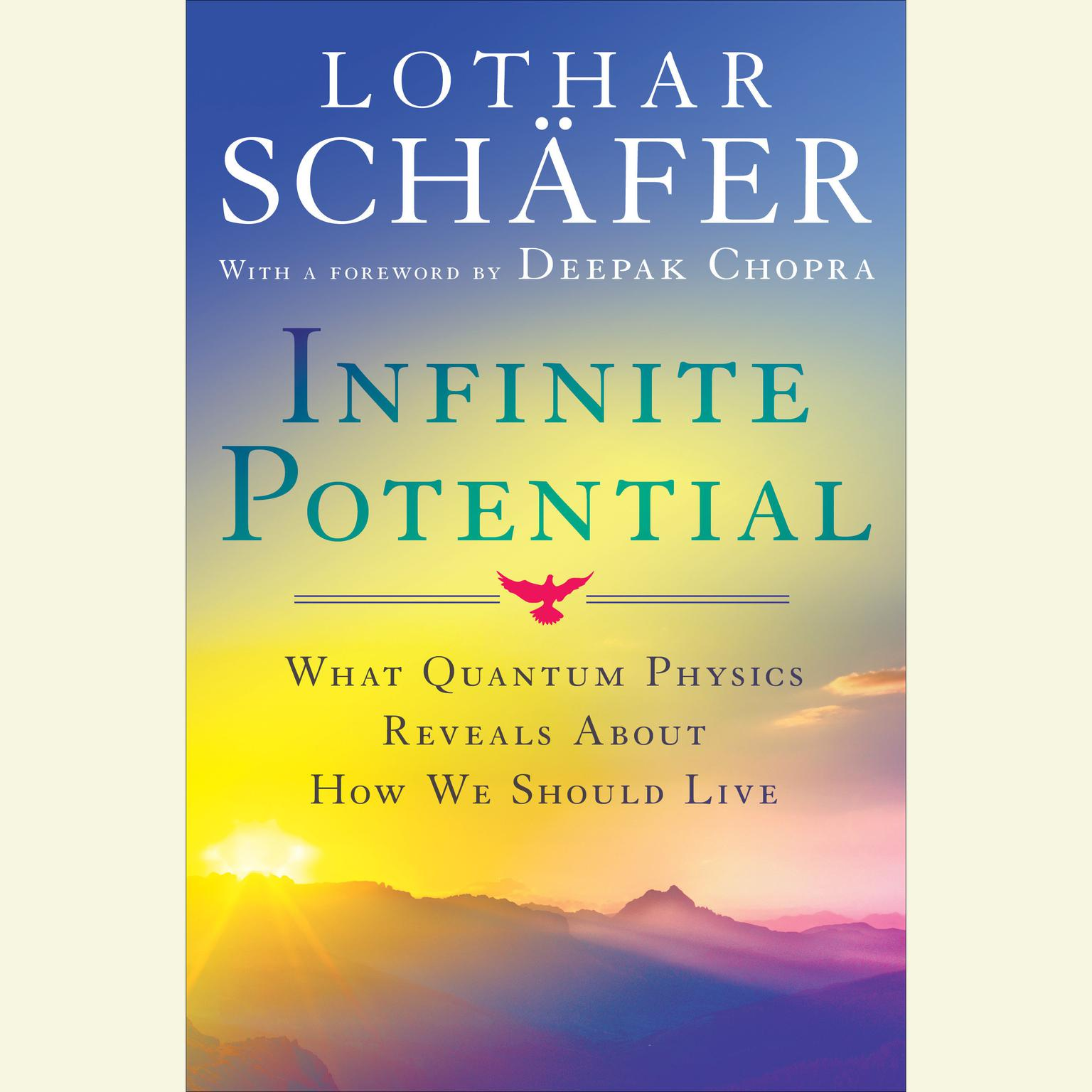Printable Infinite Potential: What Quantum Physics Reveals About How We Should Live Audiobook Cover Art