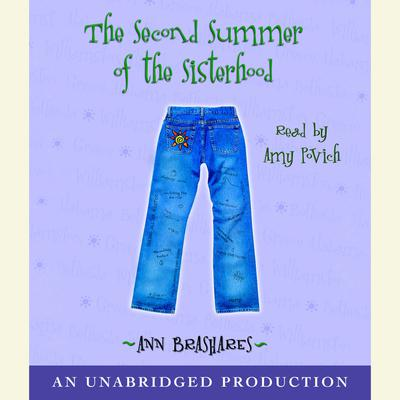 The Second Summer of the Sisterhood Audiobook, by Ann Brashares