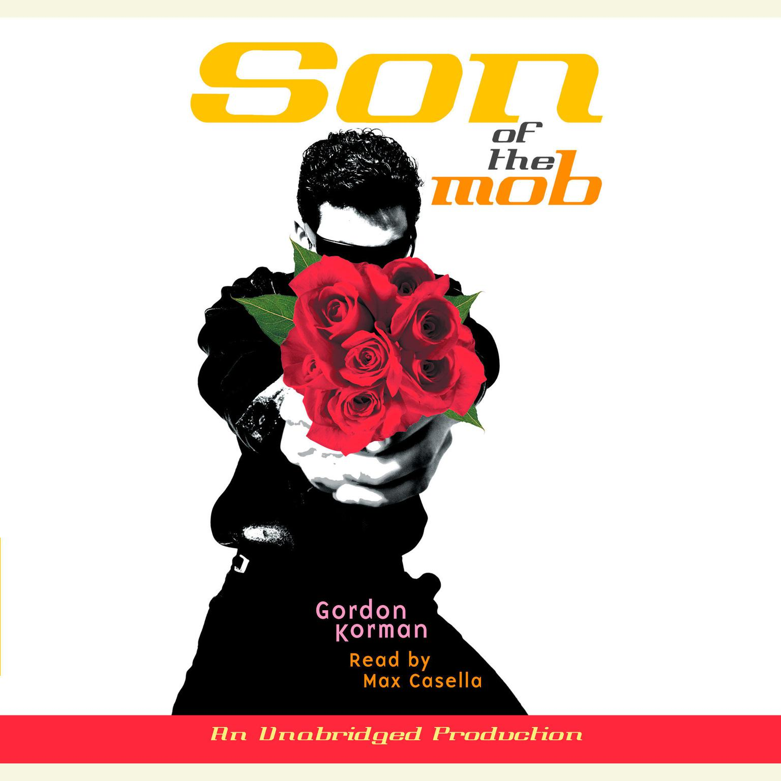 Printable Son of the Mob Audiobook Cover Art
