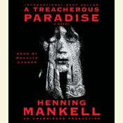 A Treacherous Paradise Audiobook, by Henning Mankell