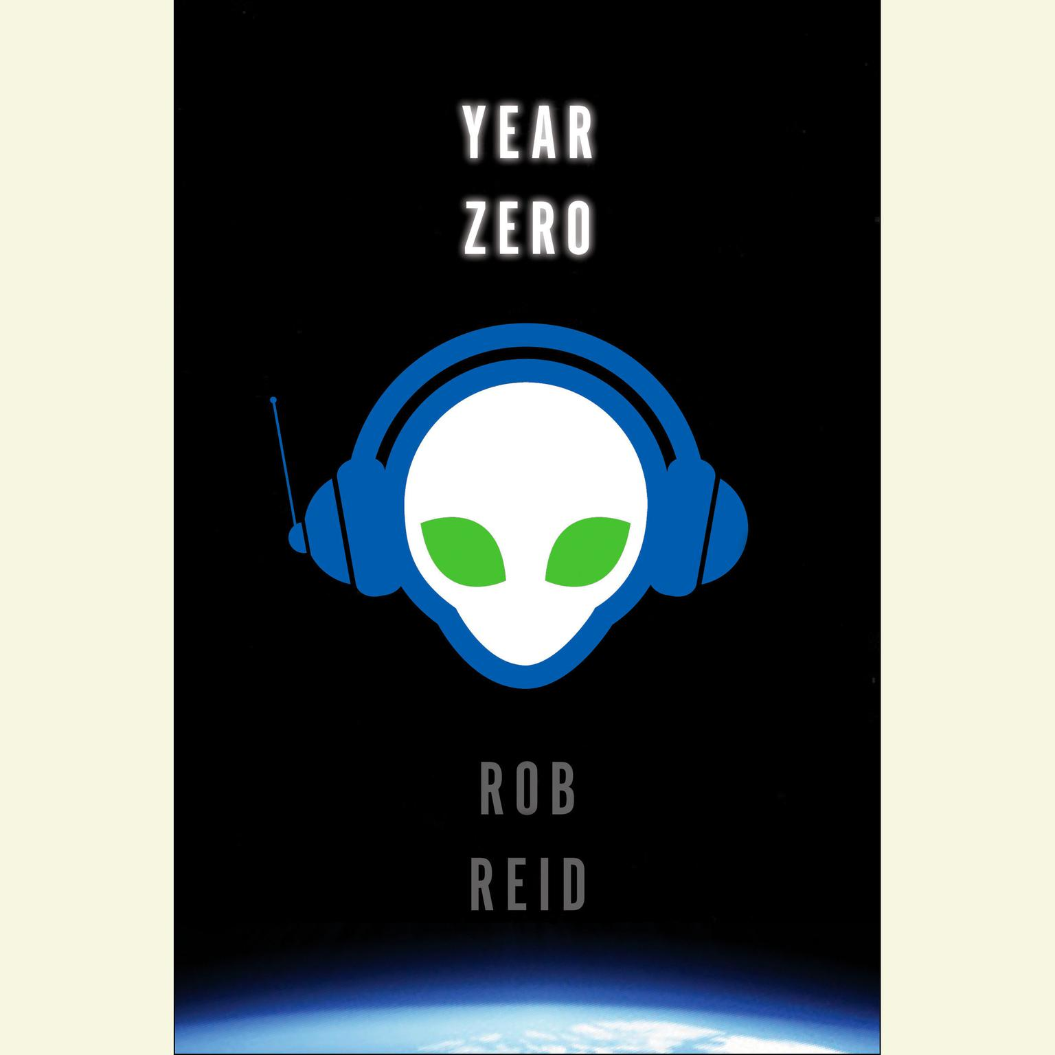 Printable Year Zero: A Novel Audiobook Cover Art