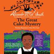 The Great Cake Mystery: Precious Ramotswes Very First Case Audiobook, by Alexander McCall Smith
