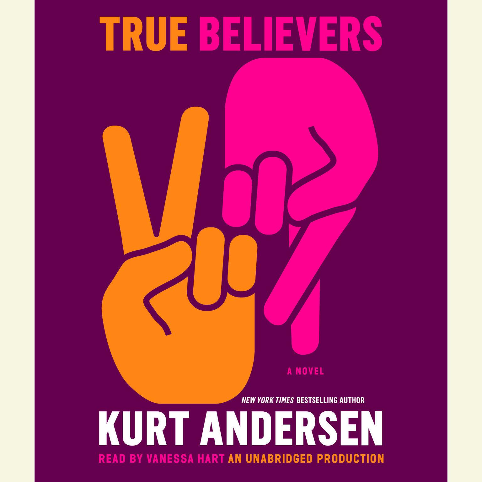 Printable True Believers: A Novel Audiobook Cover Art