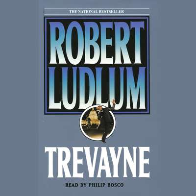 Trevayne Audiobook, by Robert Ludlum