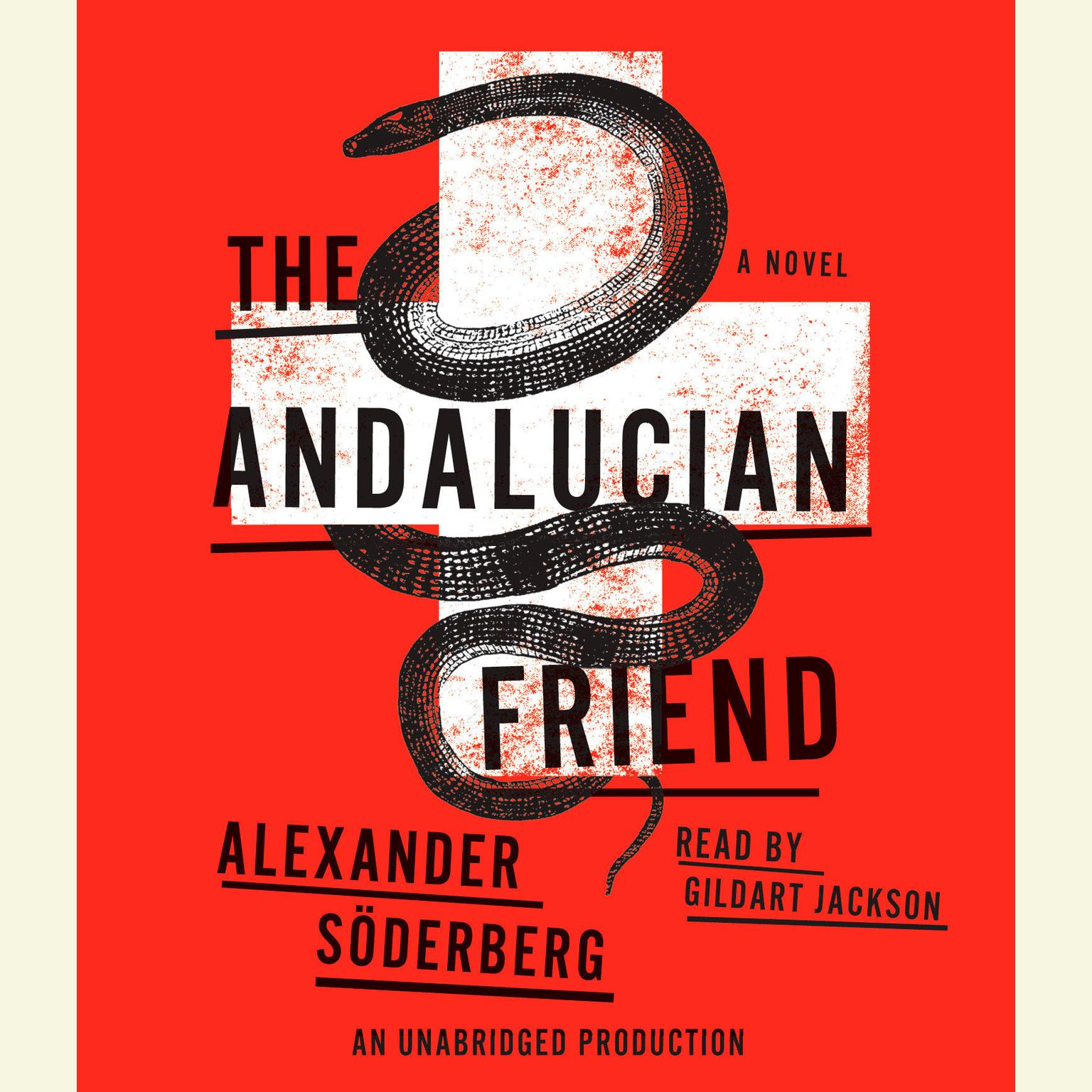 Printable The Andalucian Friend: A Novel Audiobook Cover Art