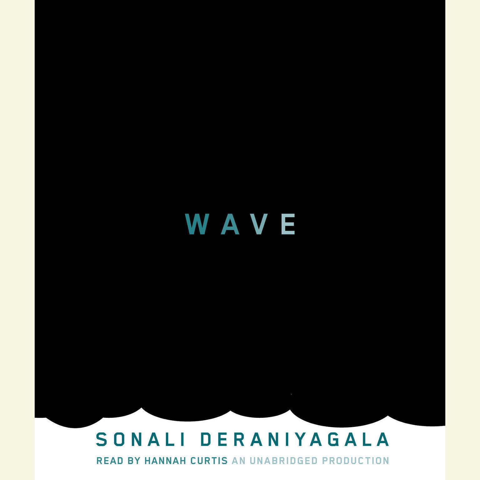 Printable Wave Audiobook Cover Art