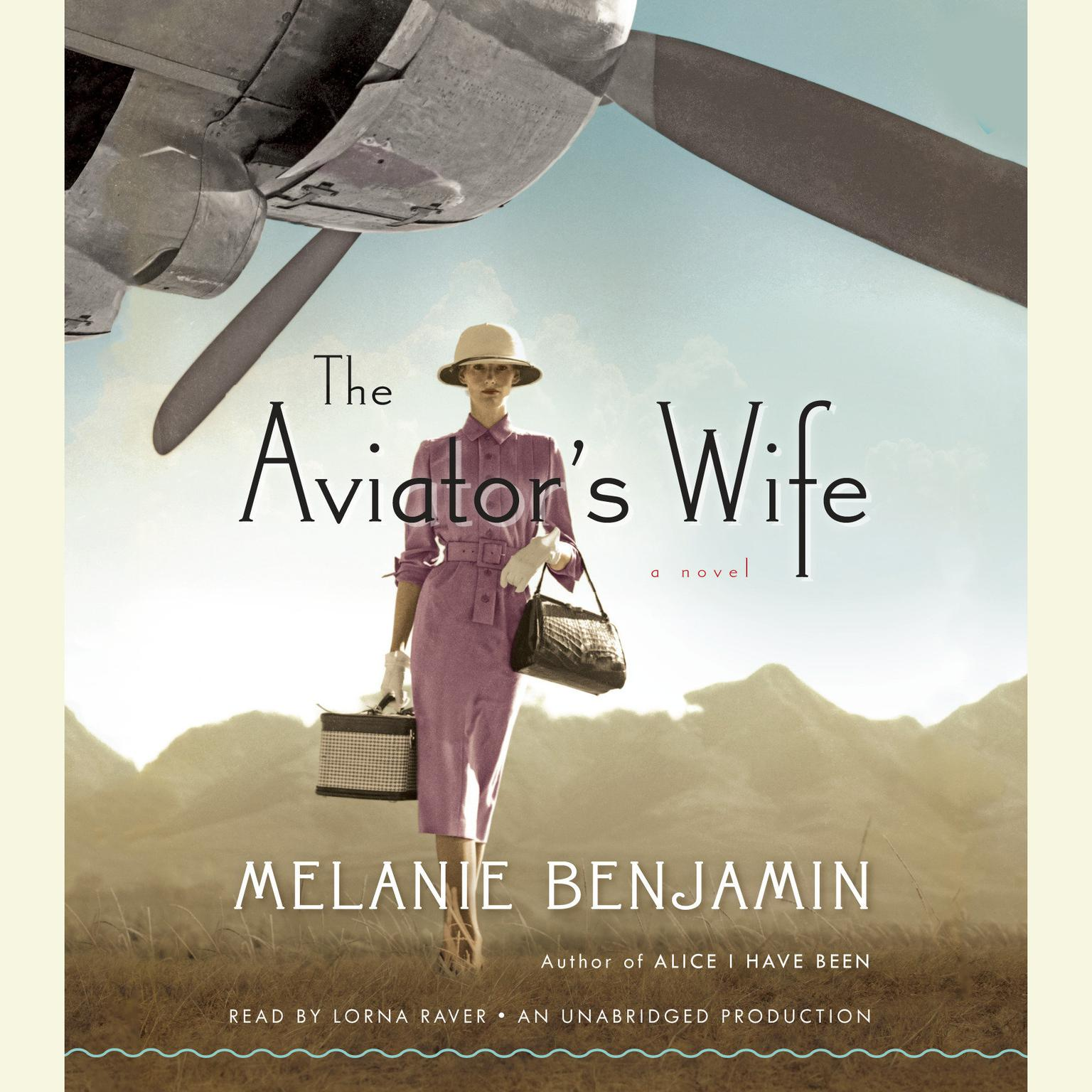 Printable The Aviator's Wife Audiobook Cover Art