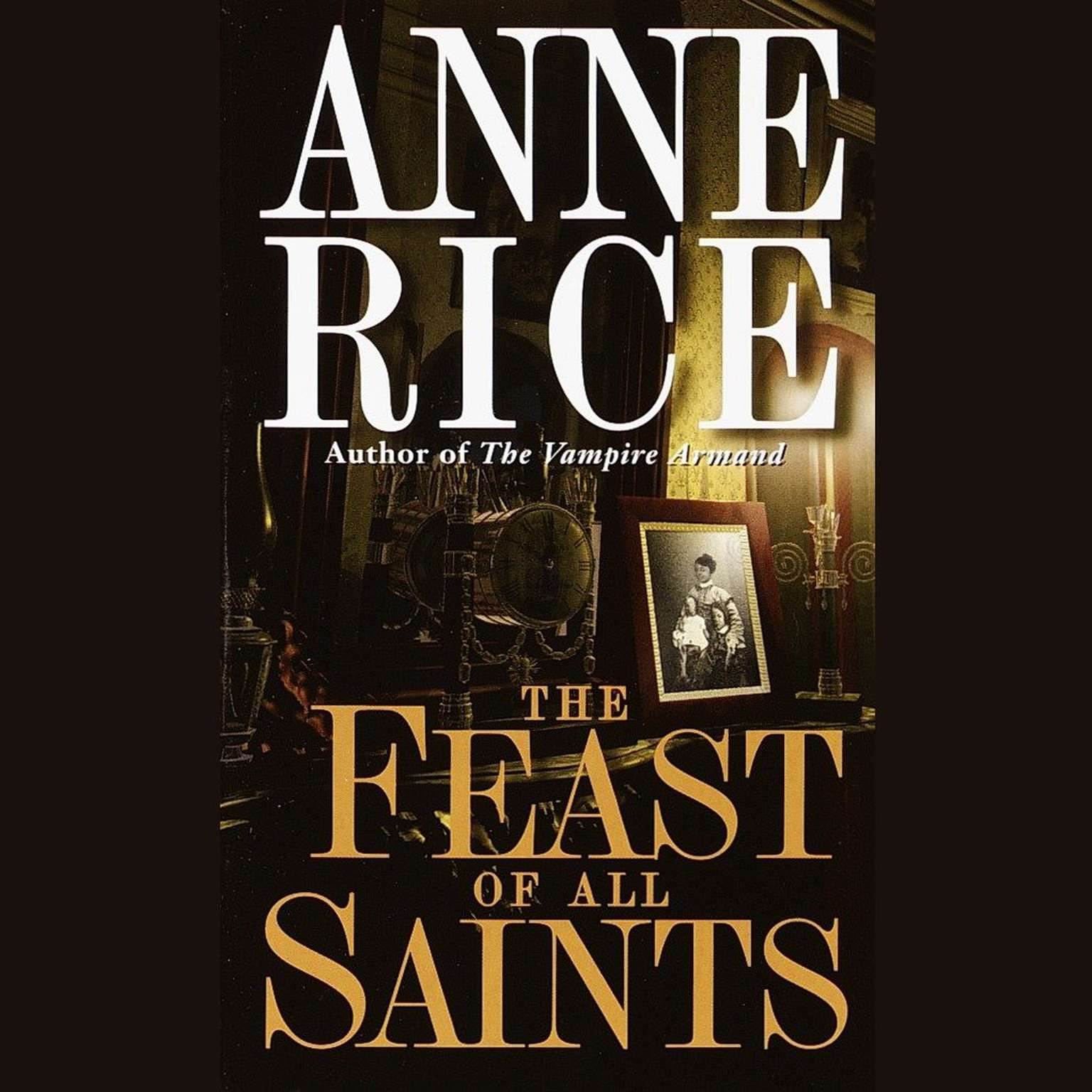 Printable The Feast of All Saints Audiobook Cover Art