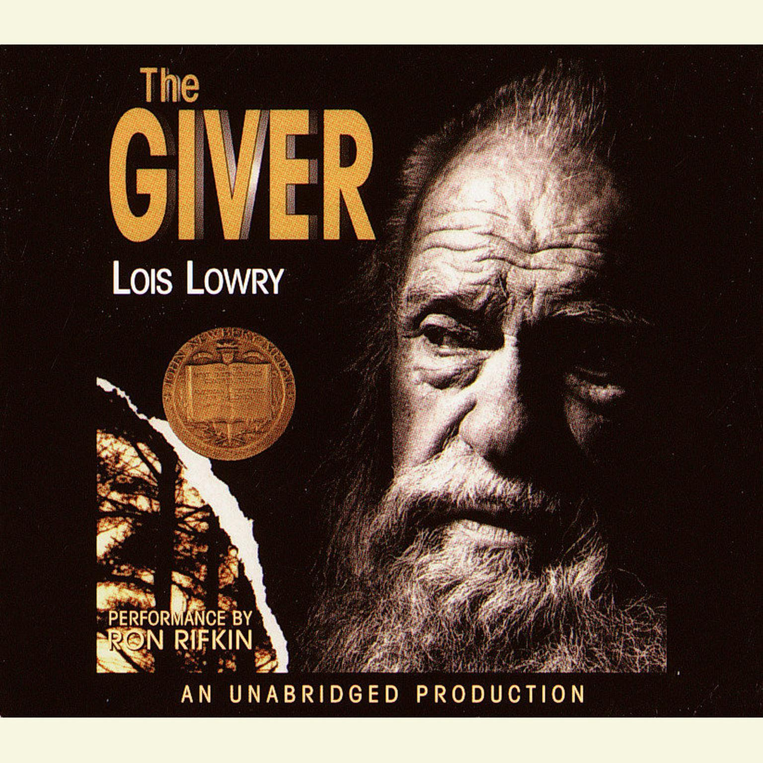 Printable The Giver Movie Tie-In Edition Audiobook Cover Art