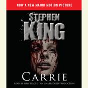 Carrie (Movie Tie-in Edition): Now a Major Motion Picture Audiobook, by Stephen King