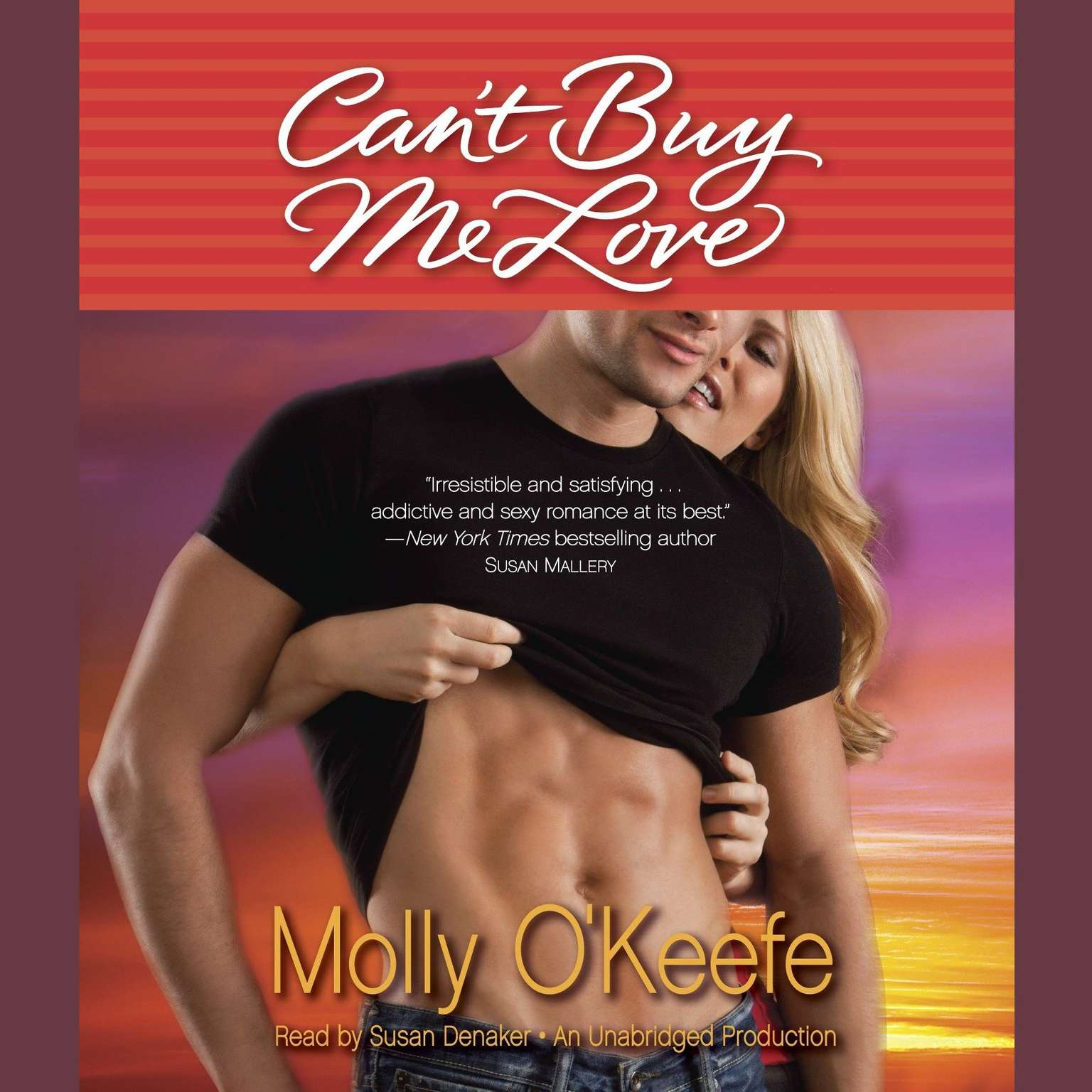Printable Can't Buy Me Love Audiobook Cover Art