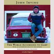 The World According to Garp Audiobook, by John Irving