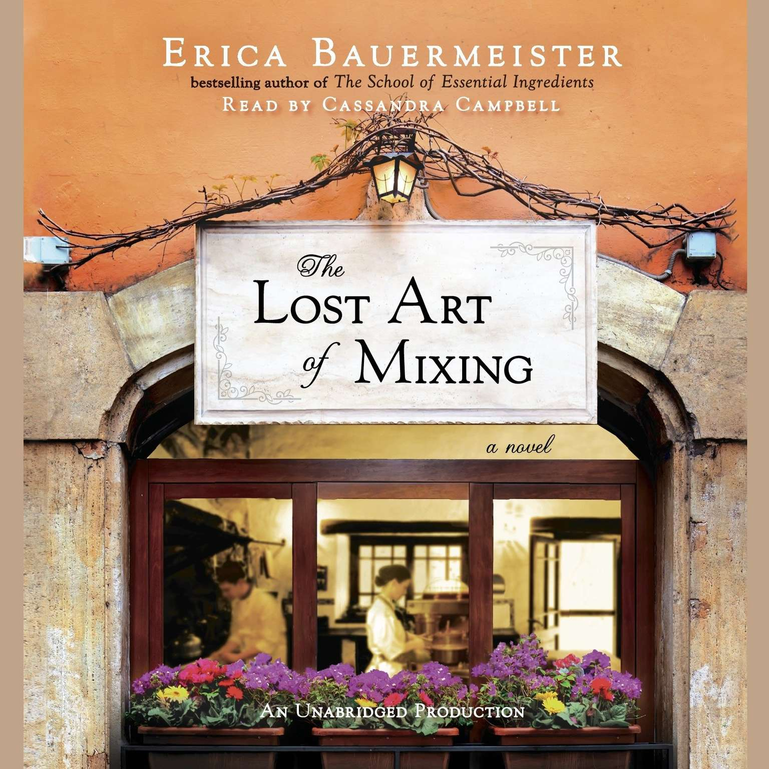 Printable The Lost Art of Mixing Audiobook Cover Art