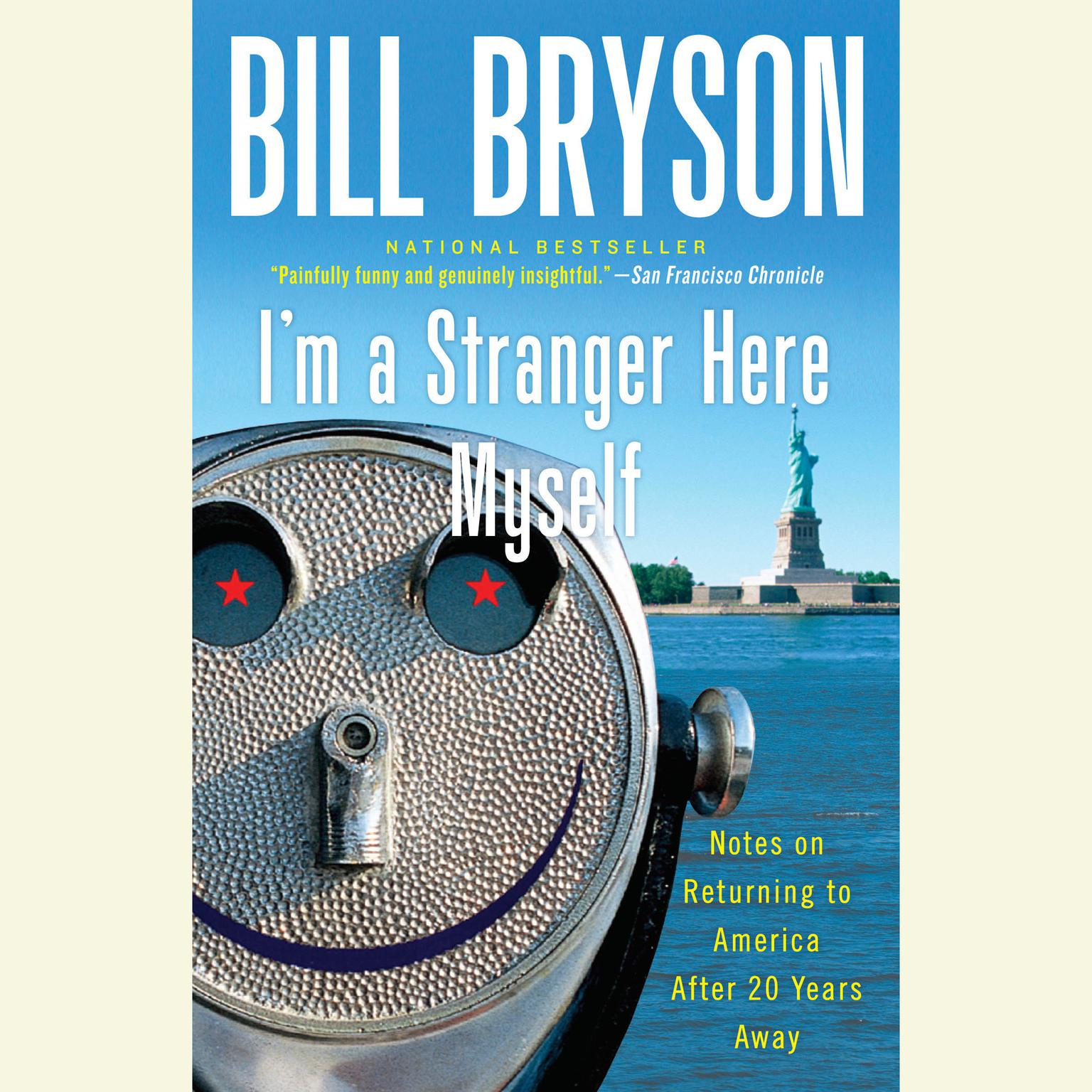 Printable I'm a Stranger Here Myself: Notes on Returning to America After 20 Years Away Audiobook Cover Art