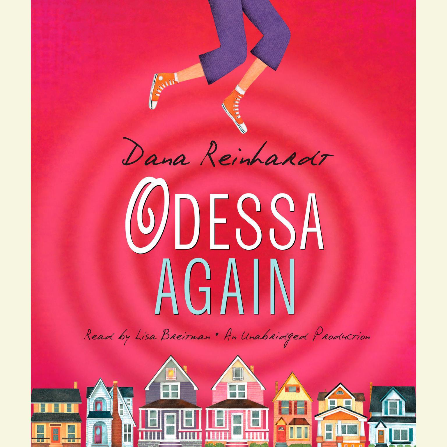 Printable Odessa Again Audiobook Cover Art