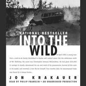 Into the Wild Audiobook, by Jon Krakauer