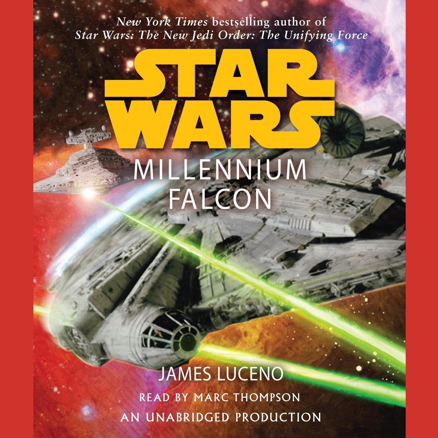 Millennium Falcon: Star Wars Audiobook, by James Luceno