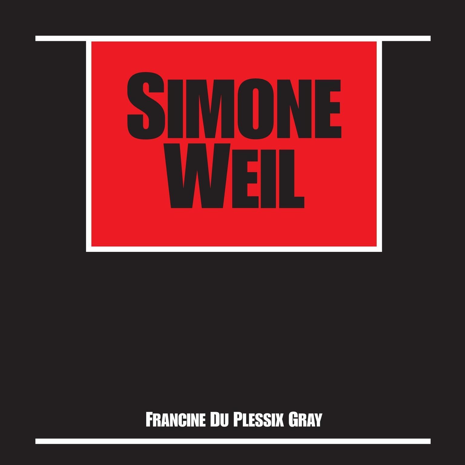 Simone Weil Audiobook, by Francine du Plessix Gray