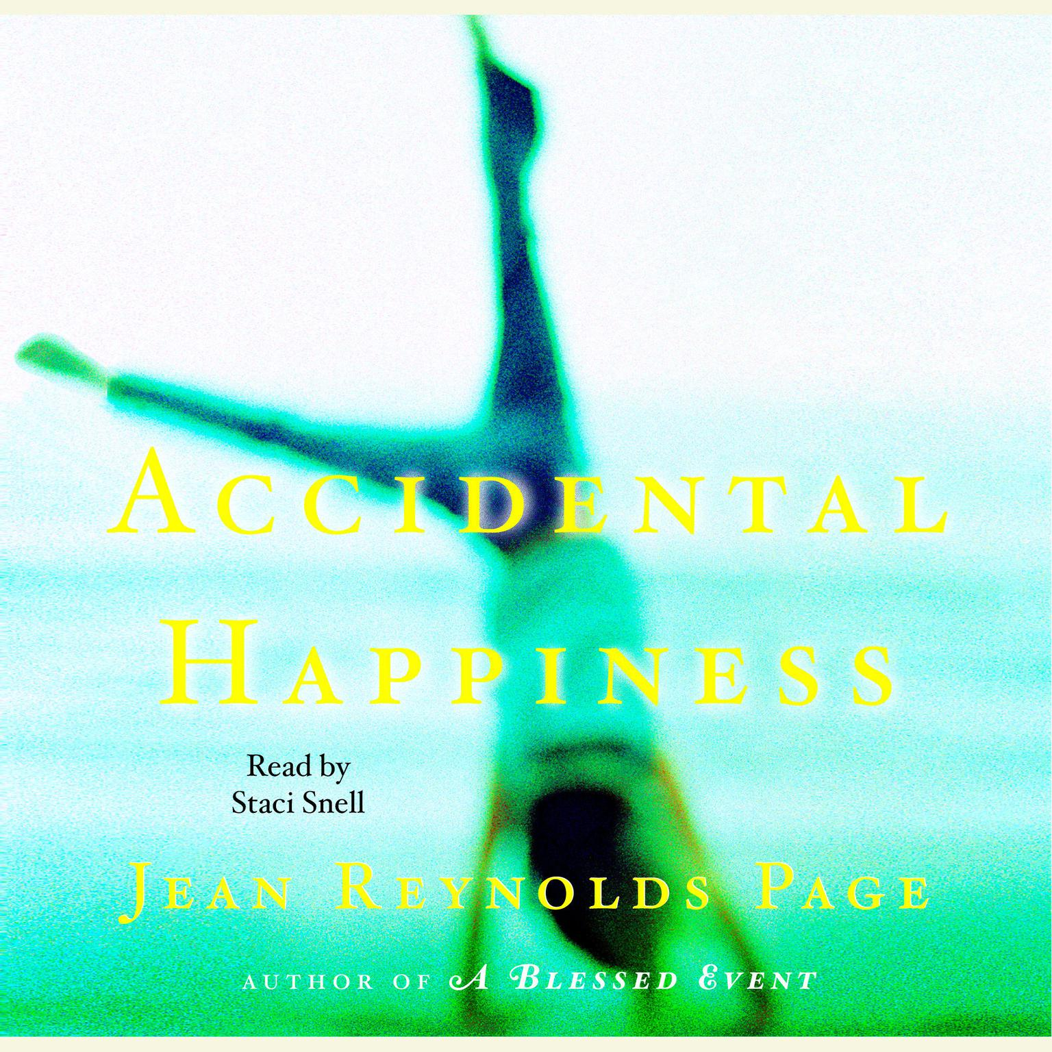 Printable Accidental Happiness Audiobook Cover Art