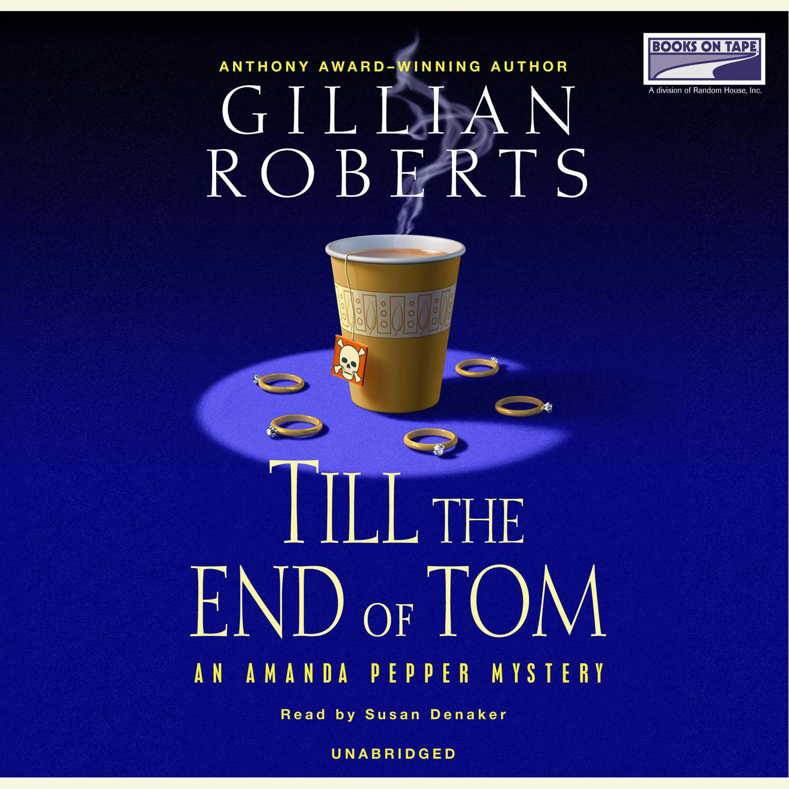 Printable Till the End of Tom Audiobook Cover Art
